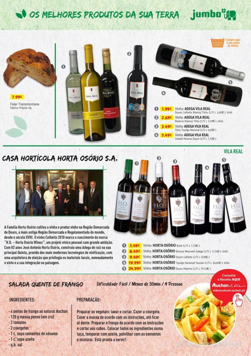 Folheto Jumbo Os melhores produtos da sua terra - 8 de Agosto a 31 de Agosto pág. 5