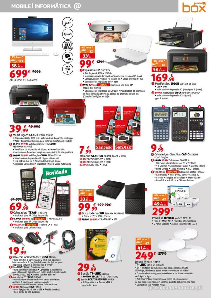 Folheto Jumbo Box - Prepara o teu futuro - 16 de Agosto a 11 de Setembro pág. 5