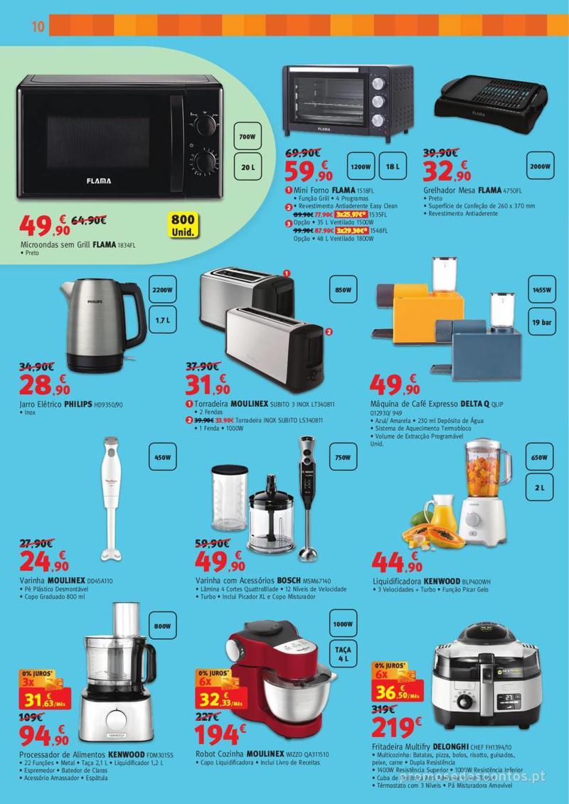 Folheto Jumbo BOX - A melhor tecnologia na festa das marcas - 7 de Maio a 2 de Junho - página 10