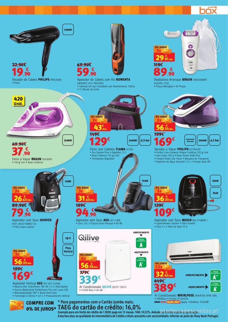 Folheto Jumbo BOX - A melhor tecnologia na festa das marcas - 7 de Maio a 2 de Junho - página 11