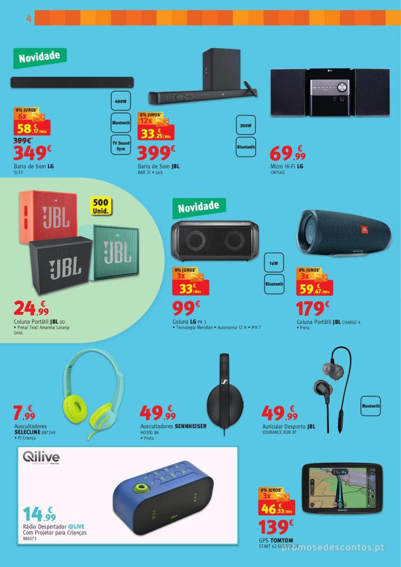 Folheto Jumbo BOX - A melhor tecnologia na festa das marcas - 7 de Maio a 2 de Junho - página 4