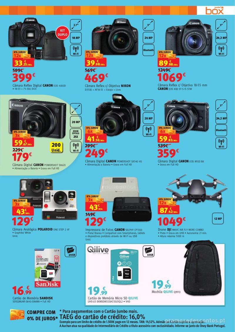 Folheto Jumbo BOX - A melhor tecnologia na festa das marcas - 7 de Maio a 2 de Junho - página 5
