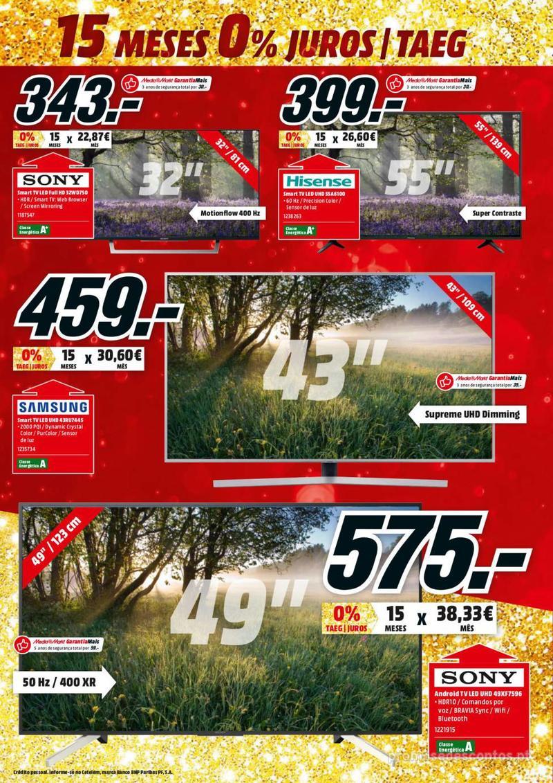Folheto Media Markt Celebramos 15 anos - 8 de Agosto a 14 de Agosto pág. 6