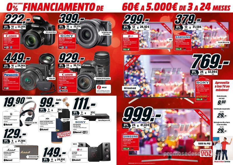 Folheto Media Markt Um WOW Natal para todos - 6 de Dezembro a 12 de Dezembro - página 6