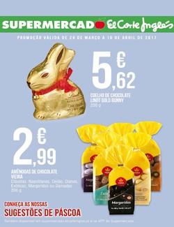 Supermercado - 24 de Março a 16 de Abril