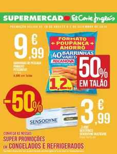 Supermercado - 19 de Agosto a 01 de Setembro